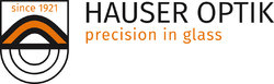 Logo J. Hauser GmbH & Co. KG precision in glass