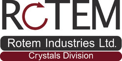 Rotem Industries; Crystals Division Sapphire Optics