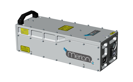 Merion C: Diode-Pumped Solid-State Laser
