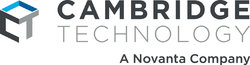 Logo Cambridge Technology, A Novanta Company