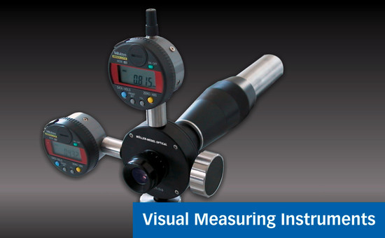 Visual Optical Measuring Systems