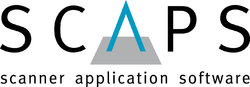 Logo SCAPS GmbH Scanner Application Software