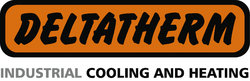 Logo DELTATHERM Hirmer GmbH - Industrial cooling and heating