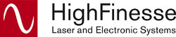 Logo HighFinesse GmbH | Laser and Electronic Systems