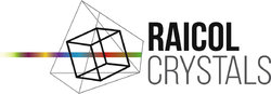 Logo Raicol Crystals Ltd.